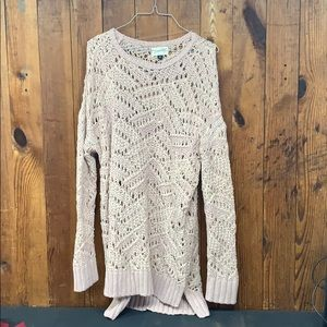Universal Thread Knitted Sweater